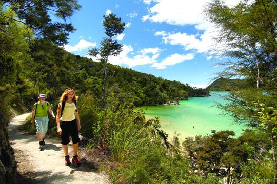 Nieuw Zeeland volop wandel routes