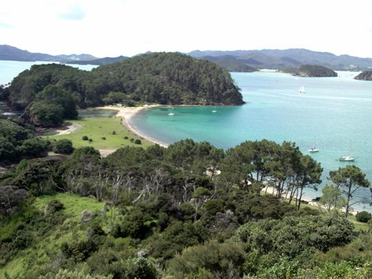 Nieuw Zeeland heeft de mooiste stranden in de wereld