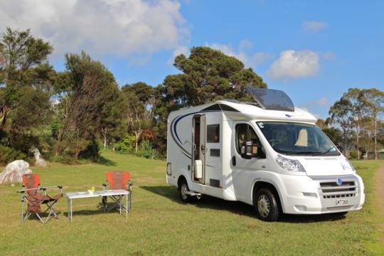 Nexxo camperverhuur Nieuw Zeeland