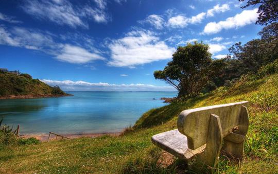 Relaxen in Nieuw Zeeland