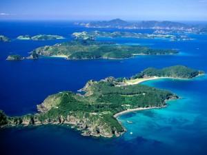 Informatie Nieuw Zeeland Bay of islands