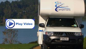 Camper huren Nieuw Zeeland doe je bij camperverhuur Nieuw Zeeland