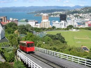 Informatie Nieuw Zeeland: Wellington
